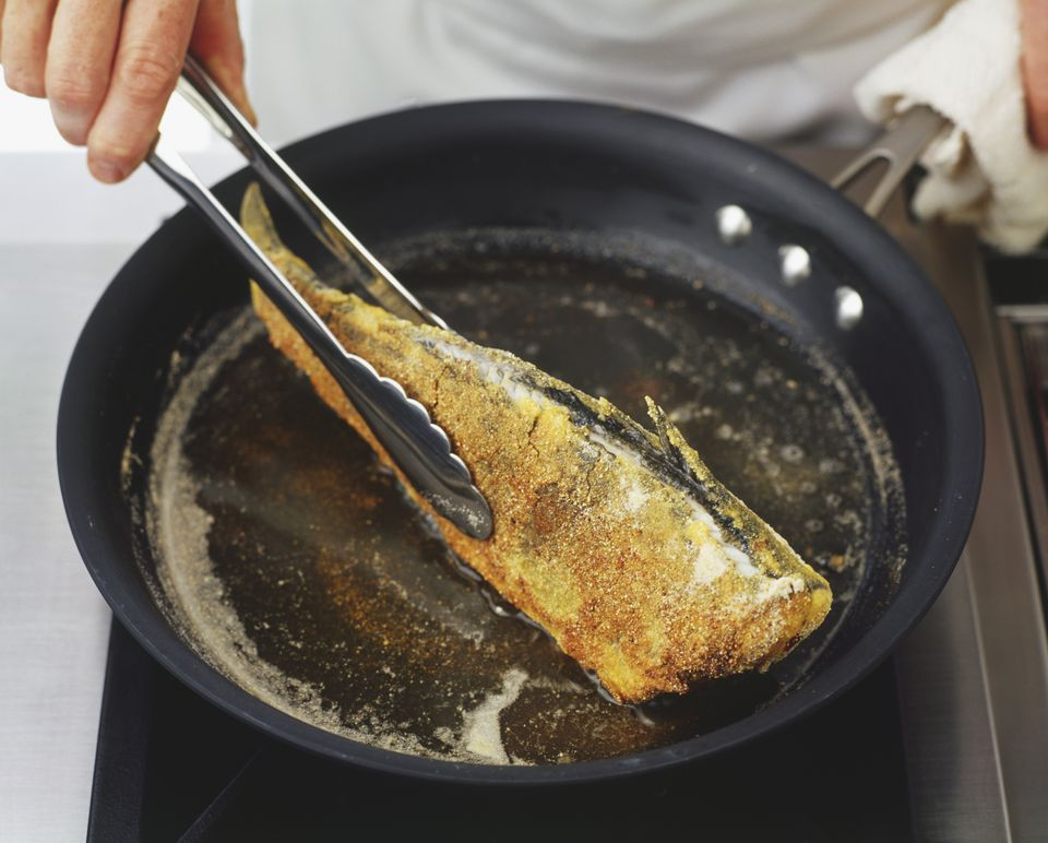 choosing the best oils to cook fish