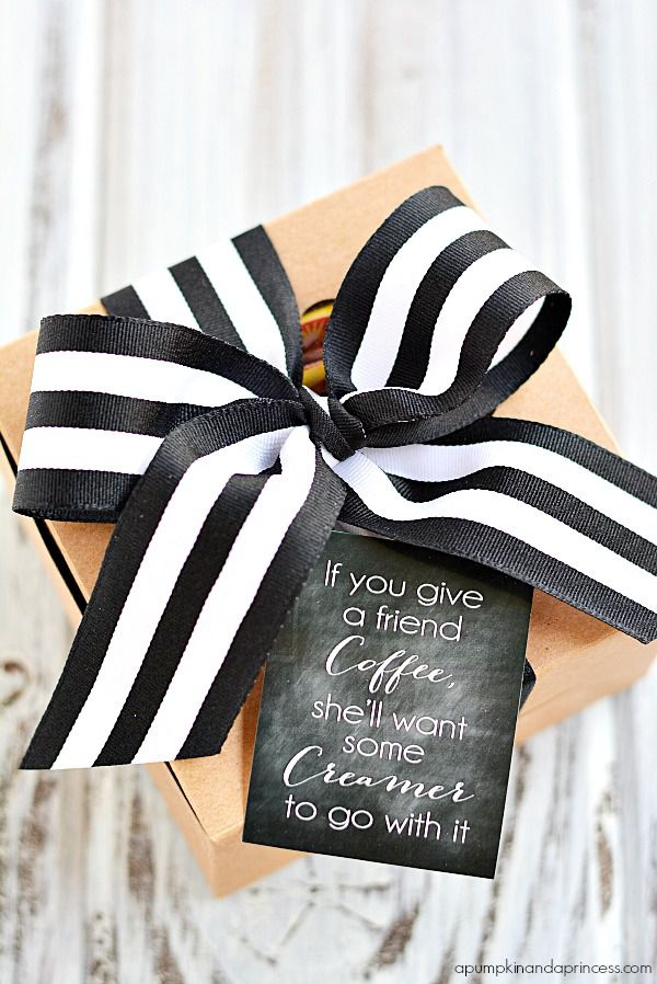 Creative hostess gifts that you can diy diy assorted coffee kit solutioingenieria Image collections