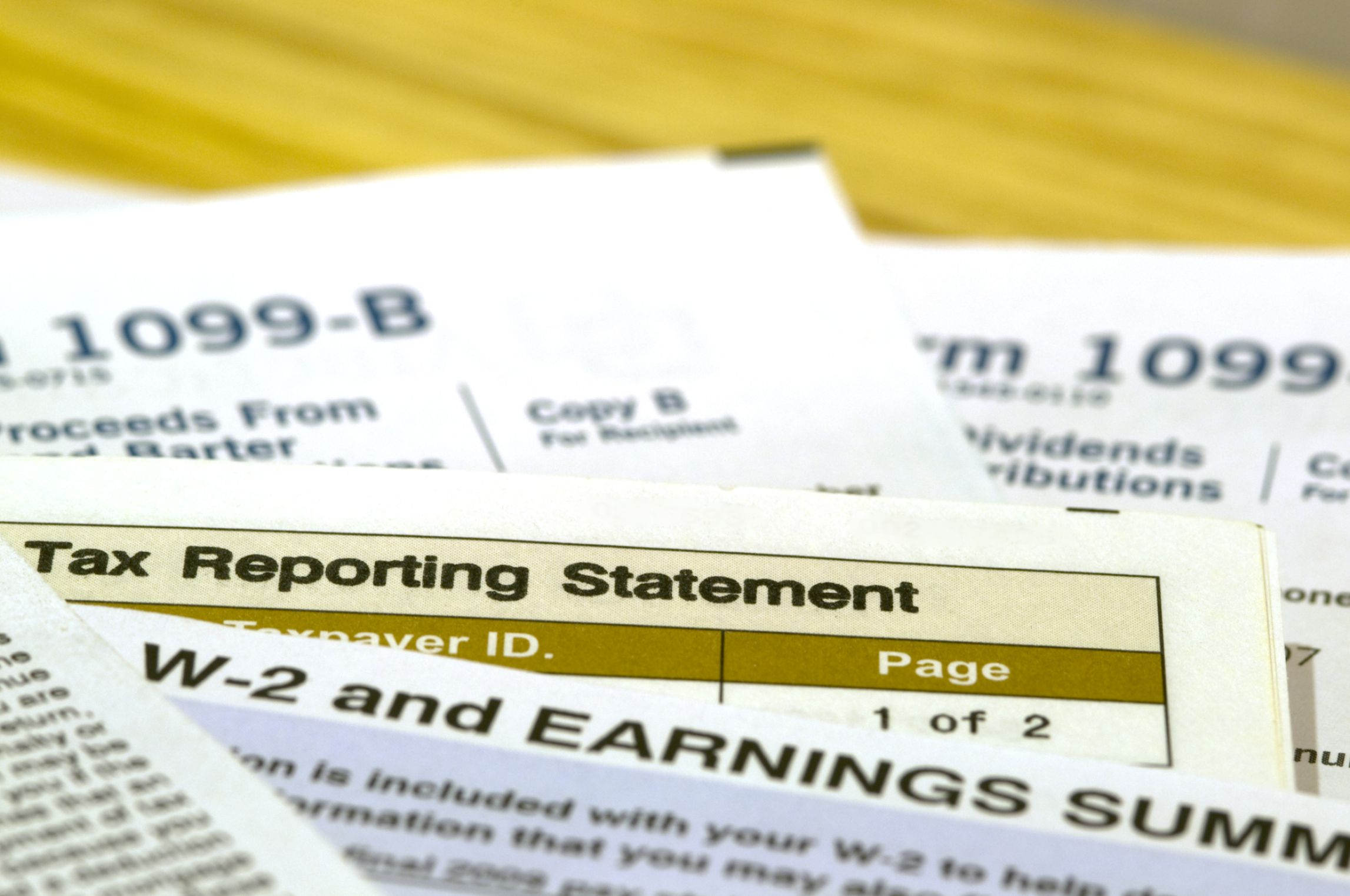 Where to Get W-2 Forms and 1099-MISC Forms