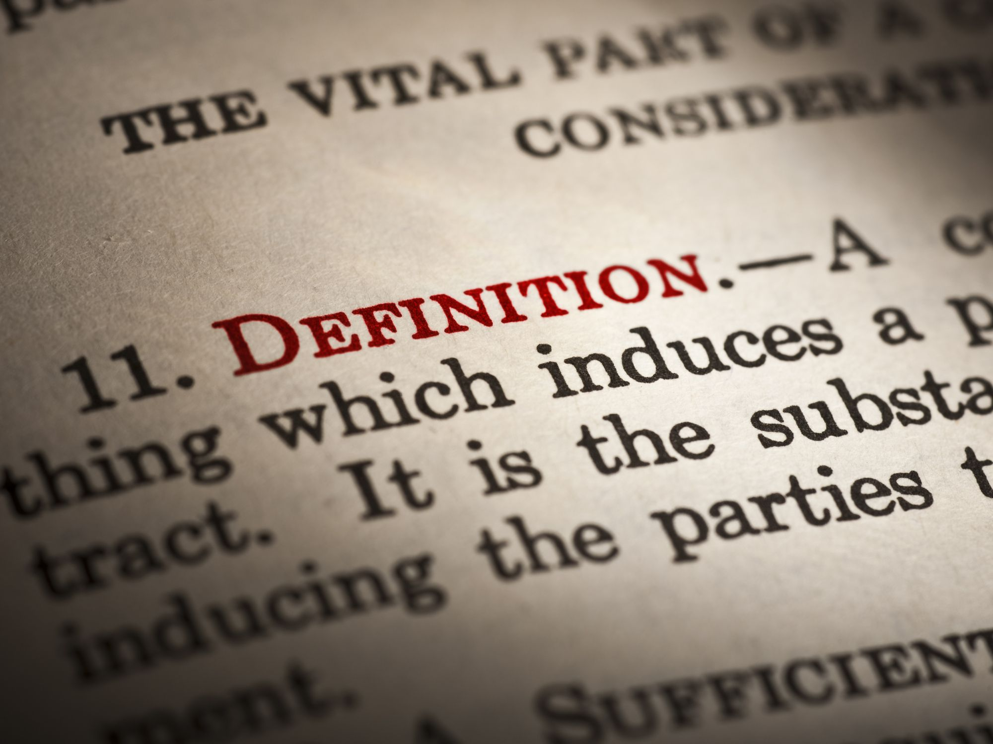 Definitions Content - ilearnlot