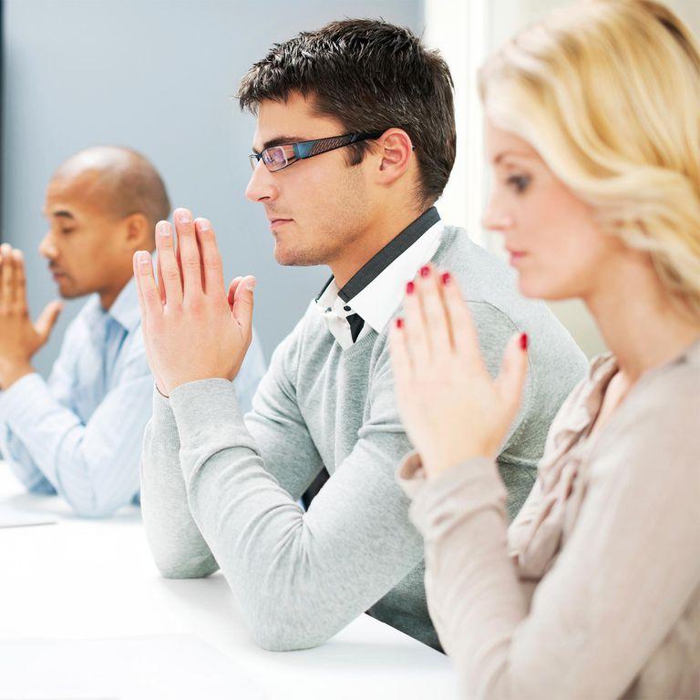 Boardroom Prayer
