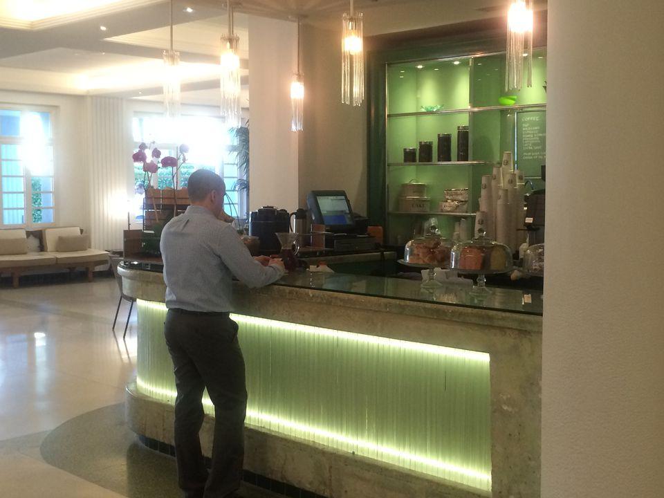Royal Palm Hotel Coffee Bar