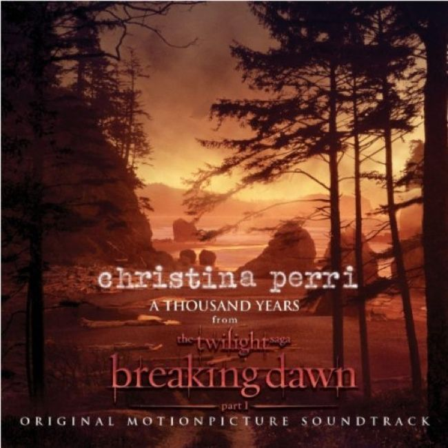 Christina Perri A Thousand Years