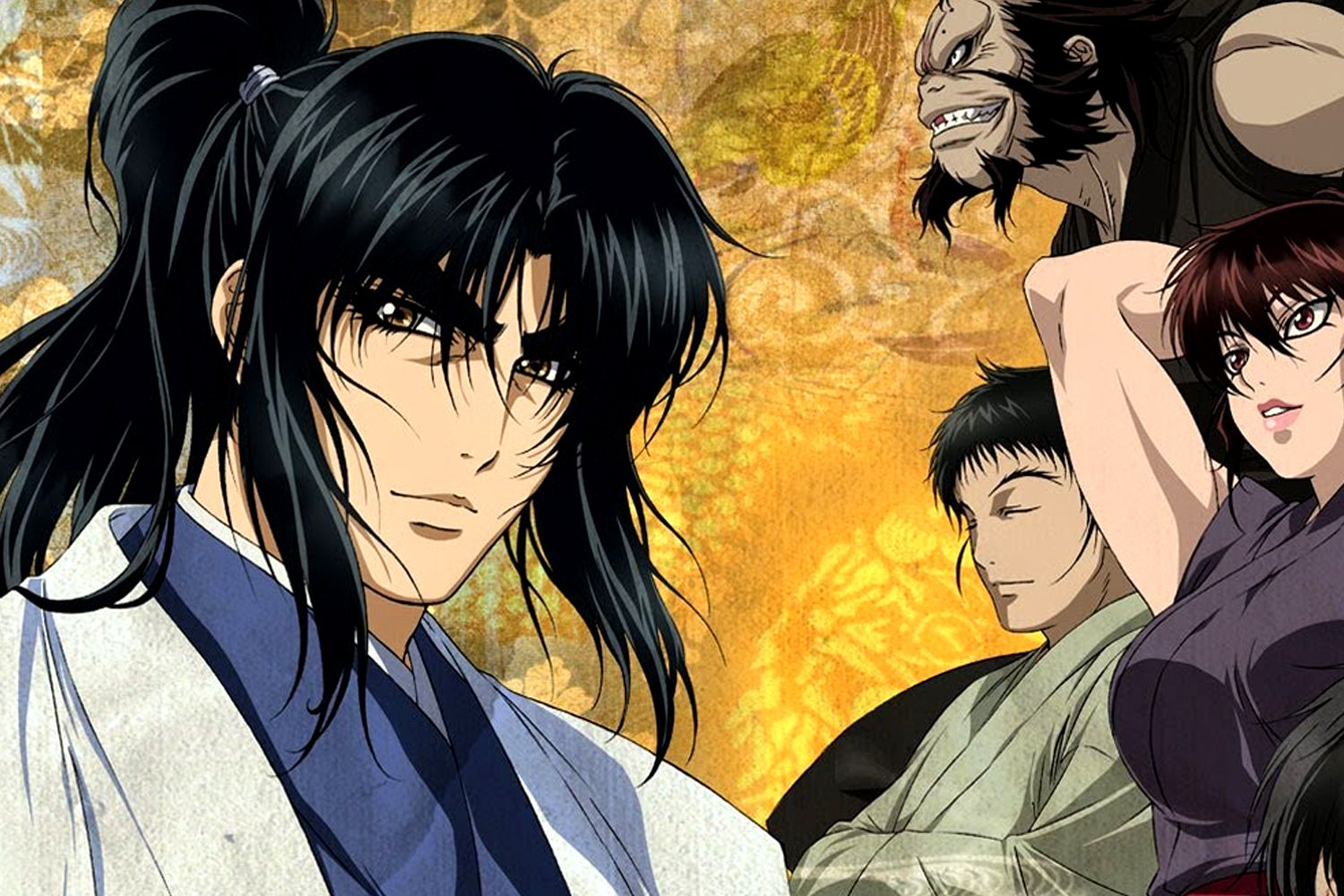 The Best Samurai Anime Series and Movies