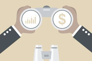 Seeing economic trends with binoculars
