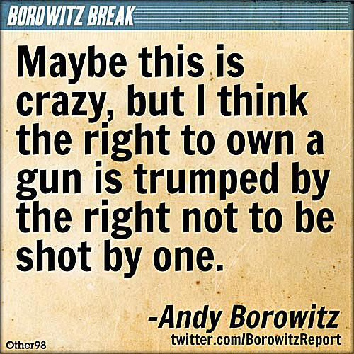 Quotes On Gun Control: Best Liberal Memes, Quotes And Slogans
