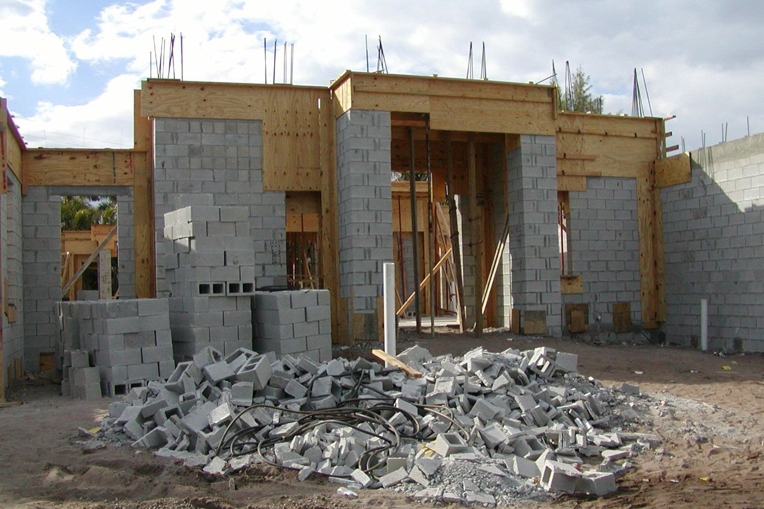 How much will your new home cost for New home structure