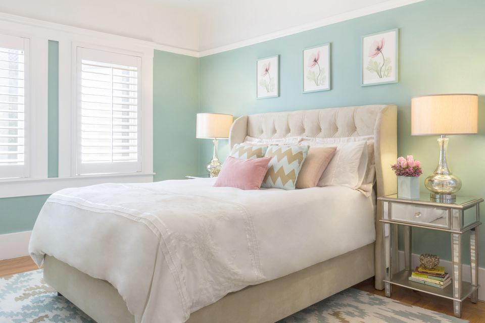 best paint for small bedroom the best paint colors for small space decorating 18303