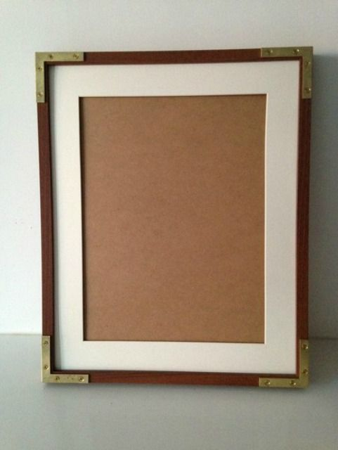 Ways to update picture frames and thrift store art for 5x5 frames ikea