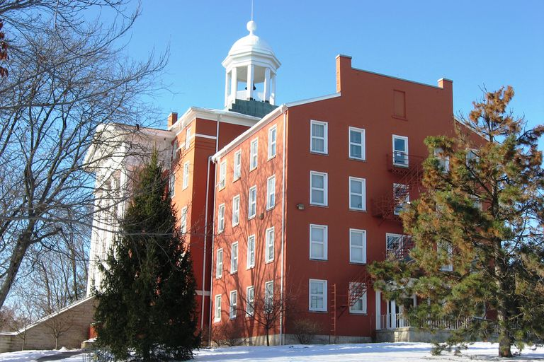 Myers Hall at Wittenberg University