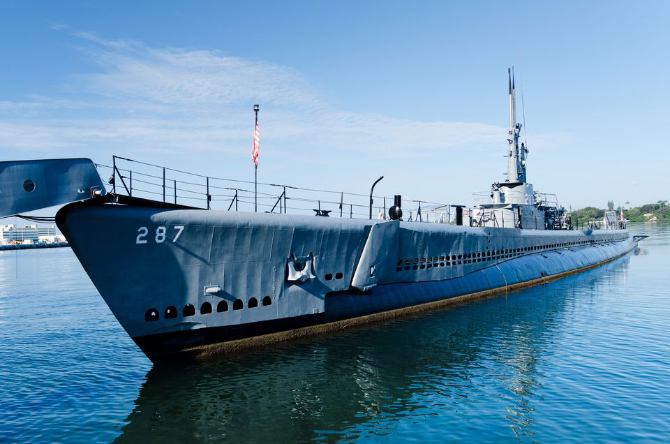 USS Bowfin, Pearl Harbor, Hawaii