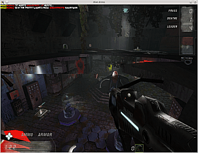 Alien Arena Screenshot