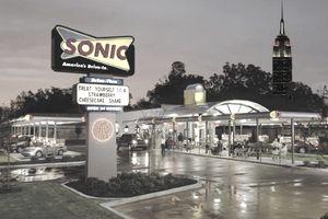Sonic Restaurant Stock Repurchase