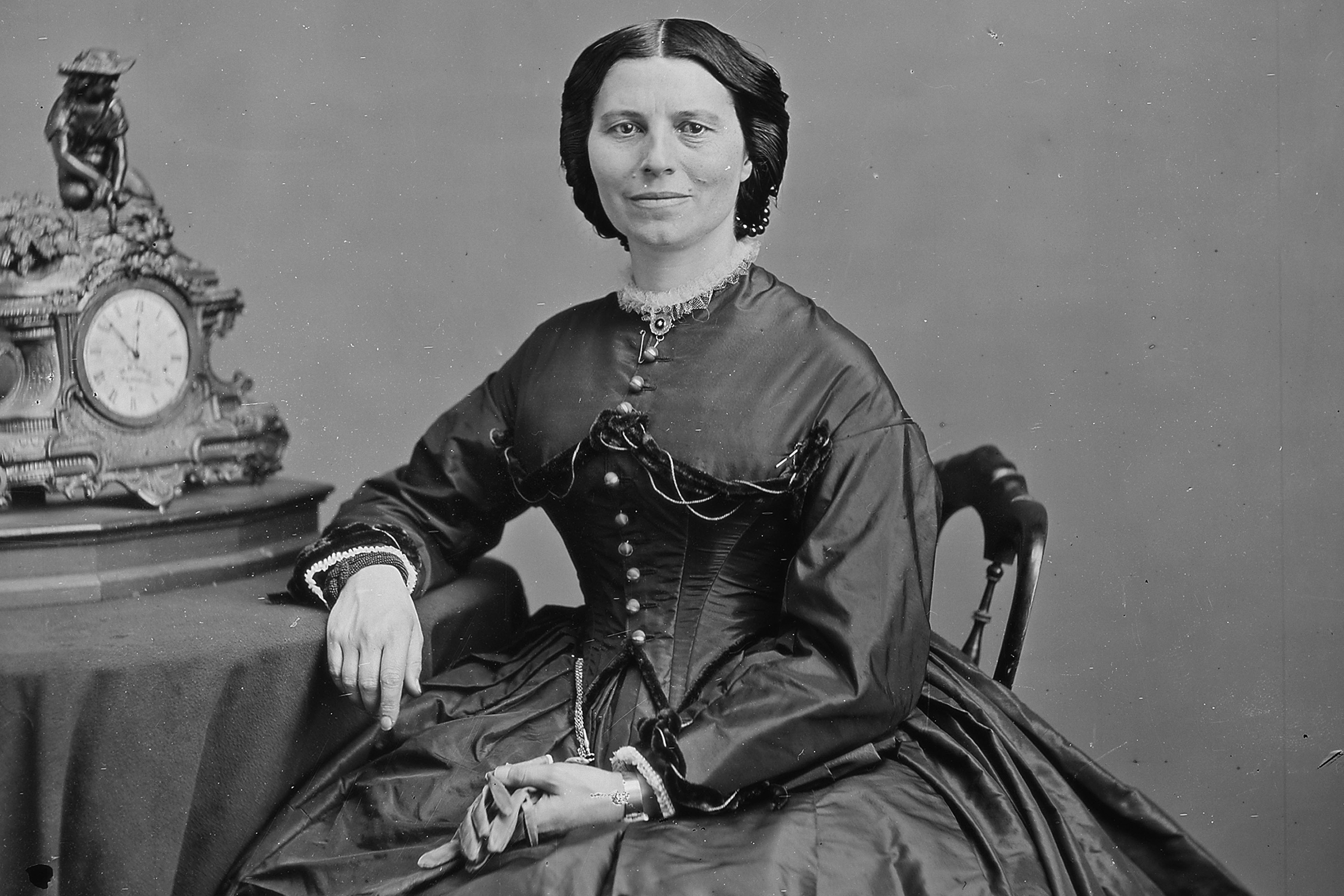 the life and contributions of clara barton An interview clara barton,  the contributions of food and clothing had been sent  unless it is woven into the life of our ancestors by the records.