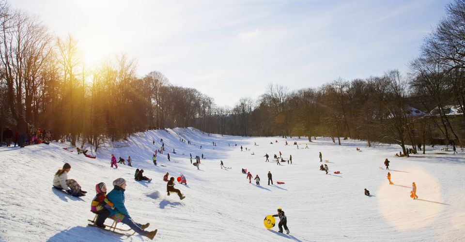 The Best Sledding Hills In MinneapolisSt Paul - The best sledding hills in north america