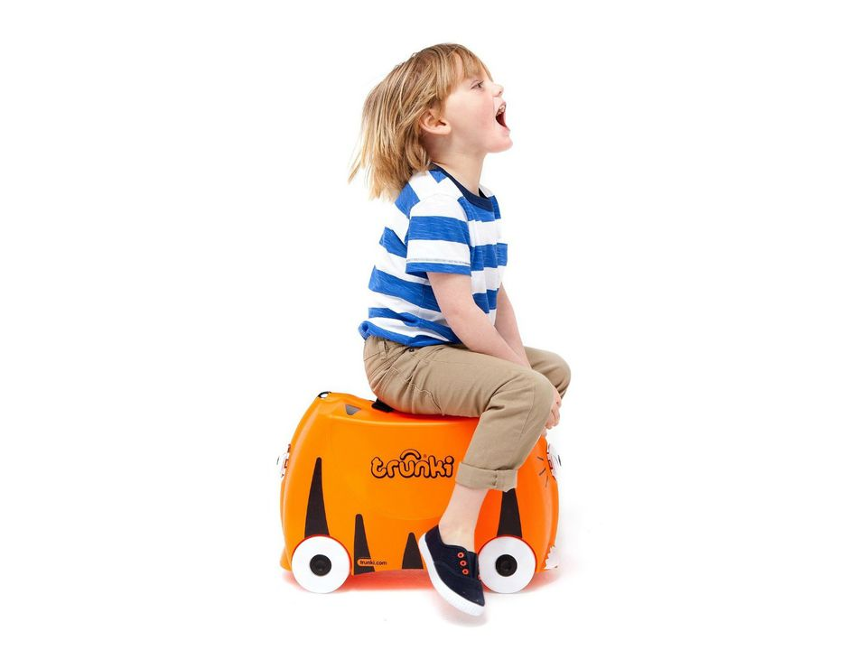 Trunki Ride-On Suitcase for Kids