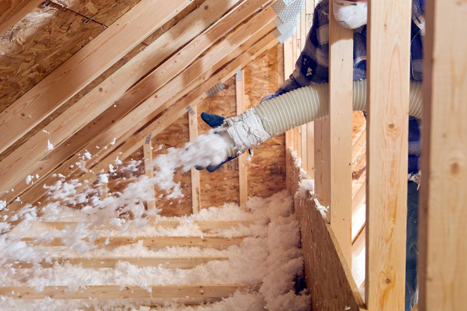 Why you should try attic insulation first solutioingenieria Image collections