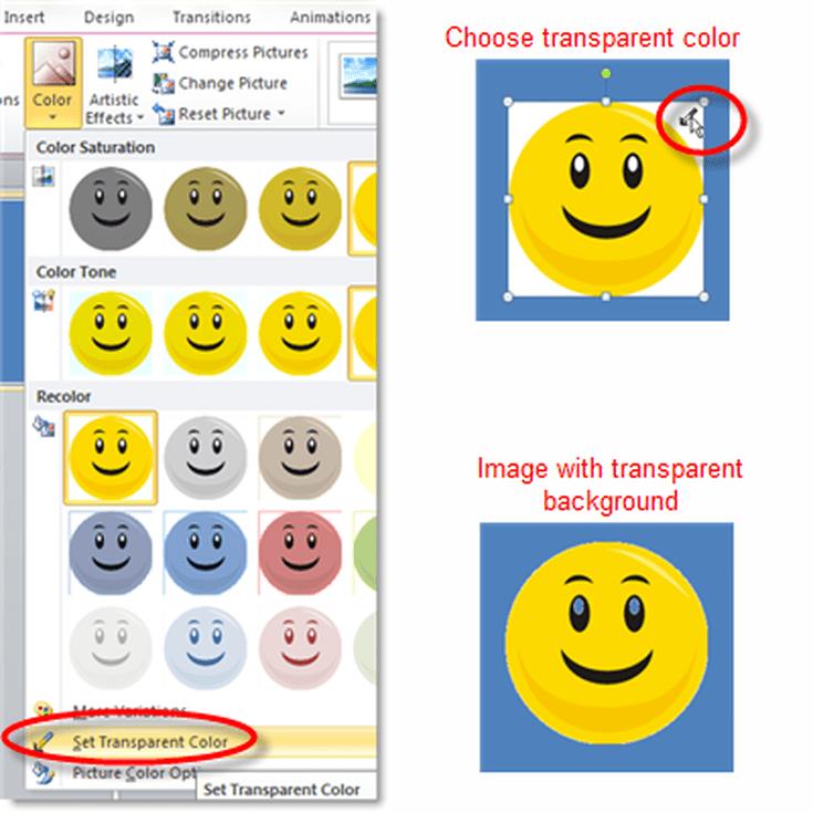 make powerpoint background