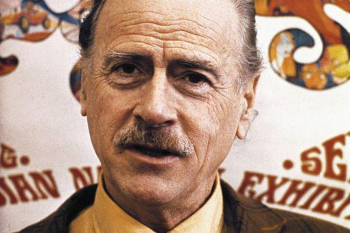 Portrait of Marshall McLuhan