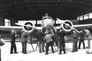 Earhart's Lockheed Electra