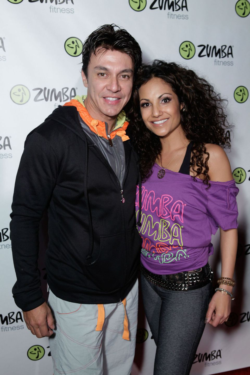 A picture of Beto Perez and Gina Grant