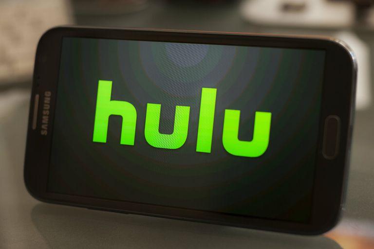 Hulu on a Samsung cell phone