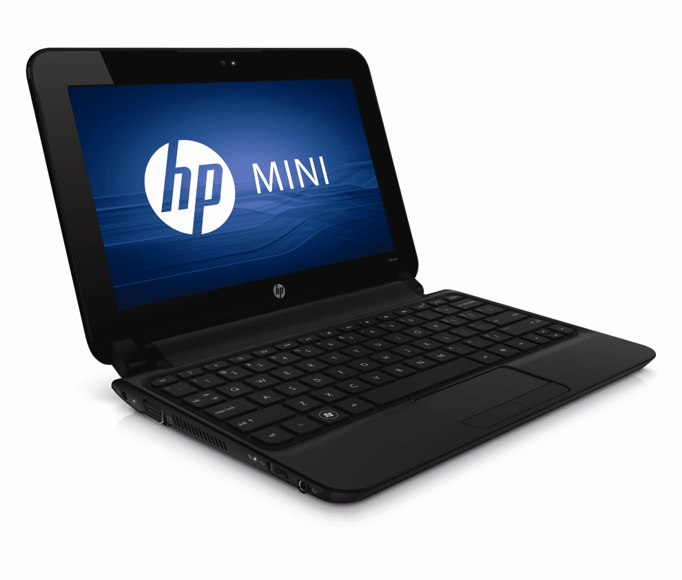 hp mini 1103 10 1 inch netbook laptop personal computer review. Black Bedroom Furniture Sets. Home Design Ideas