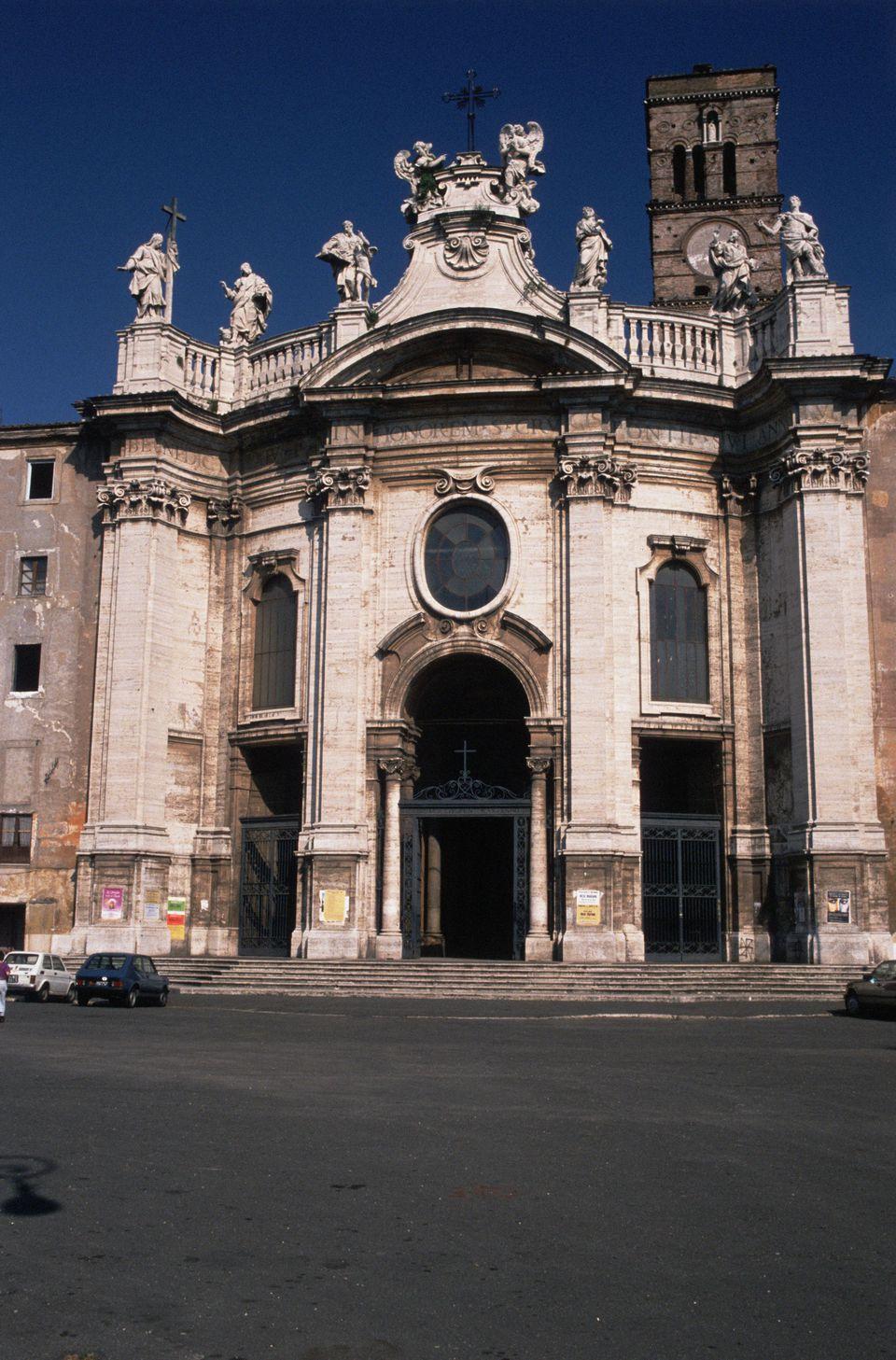 Santa Croce in Gerusalemme, Rome