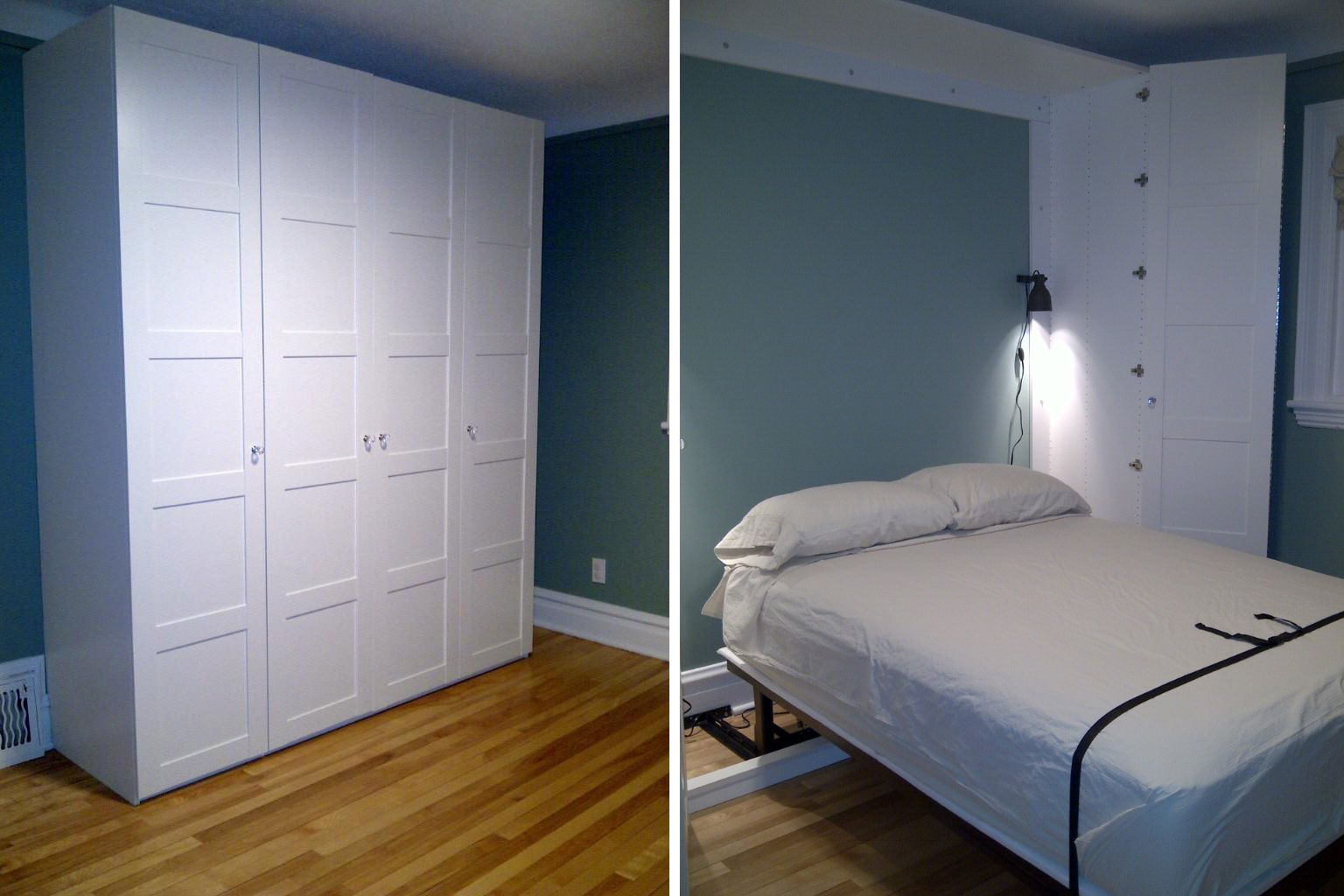 Design Ikea Wall Bed 12 diy murphy bed projects for every budget