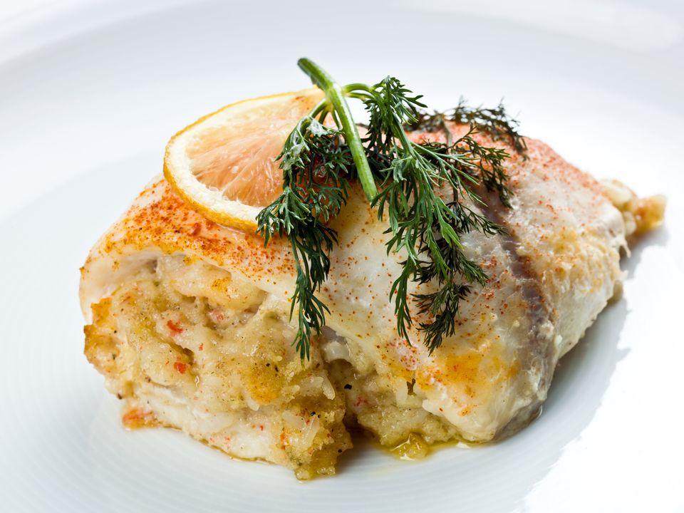 stuffed fish fillets