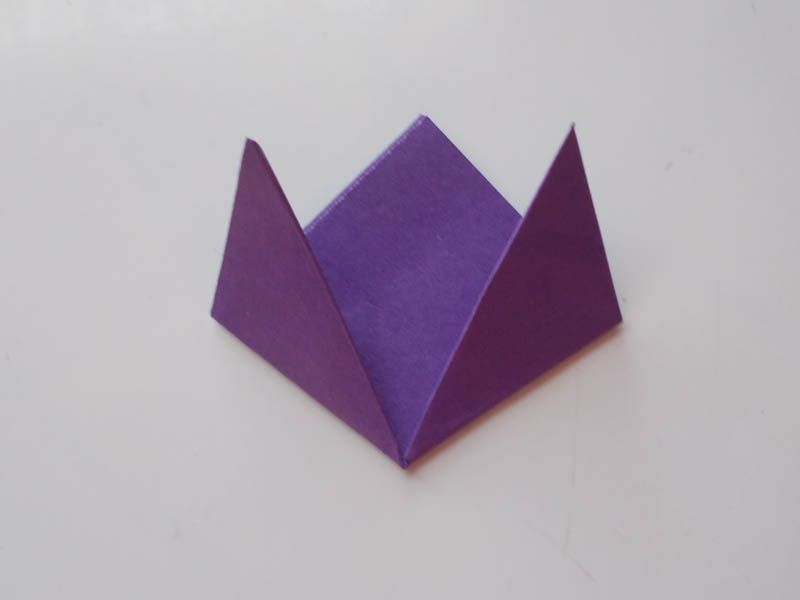 Origami Mother's Day Card