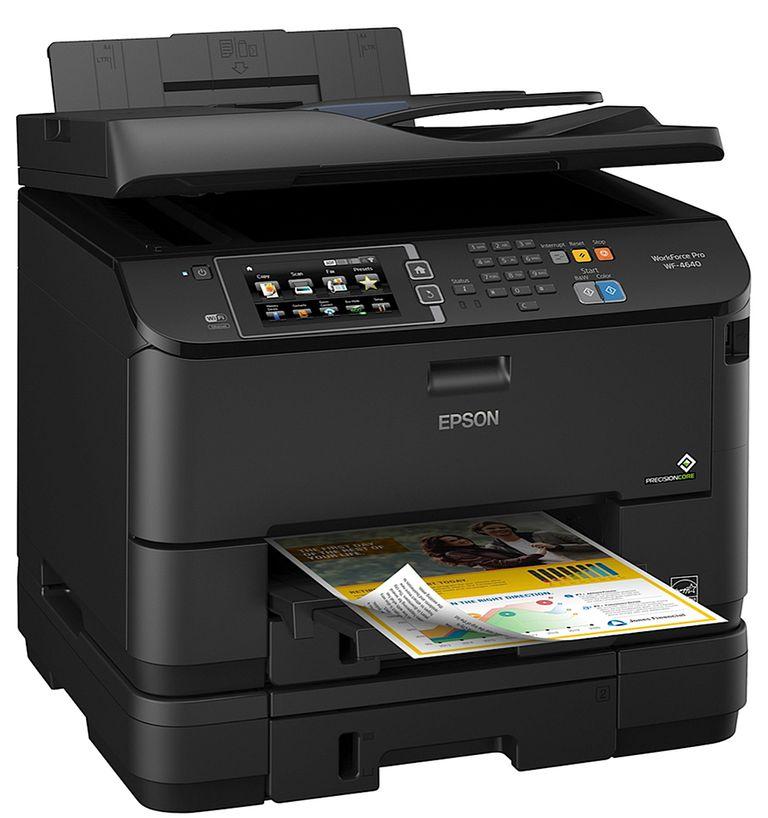 Epson WorkForce WF-7620 All-in-One Printer