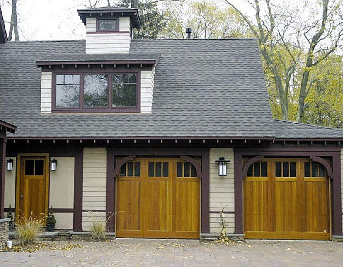 Different styles of garage doors for Garage doors styles