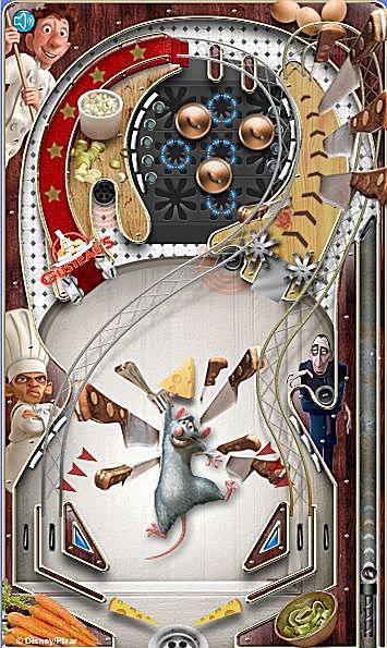 Rat'N'Roll Pinball Screenshot