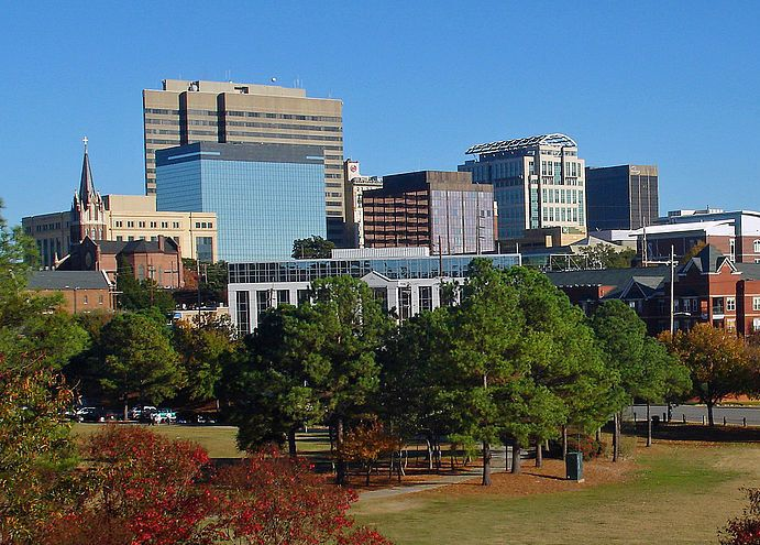 Downtown Columbia