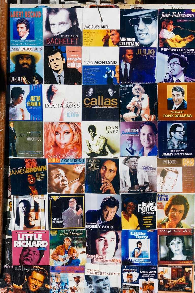 vintage album covers