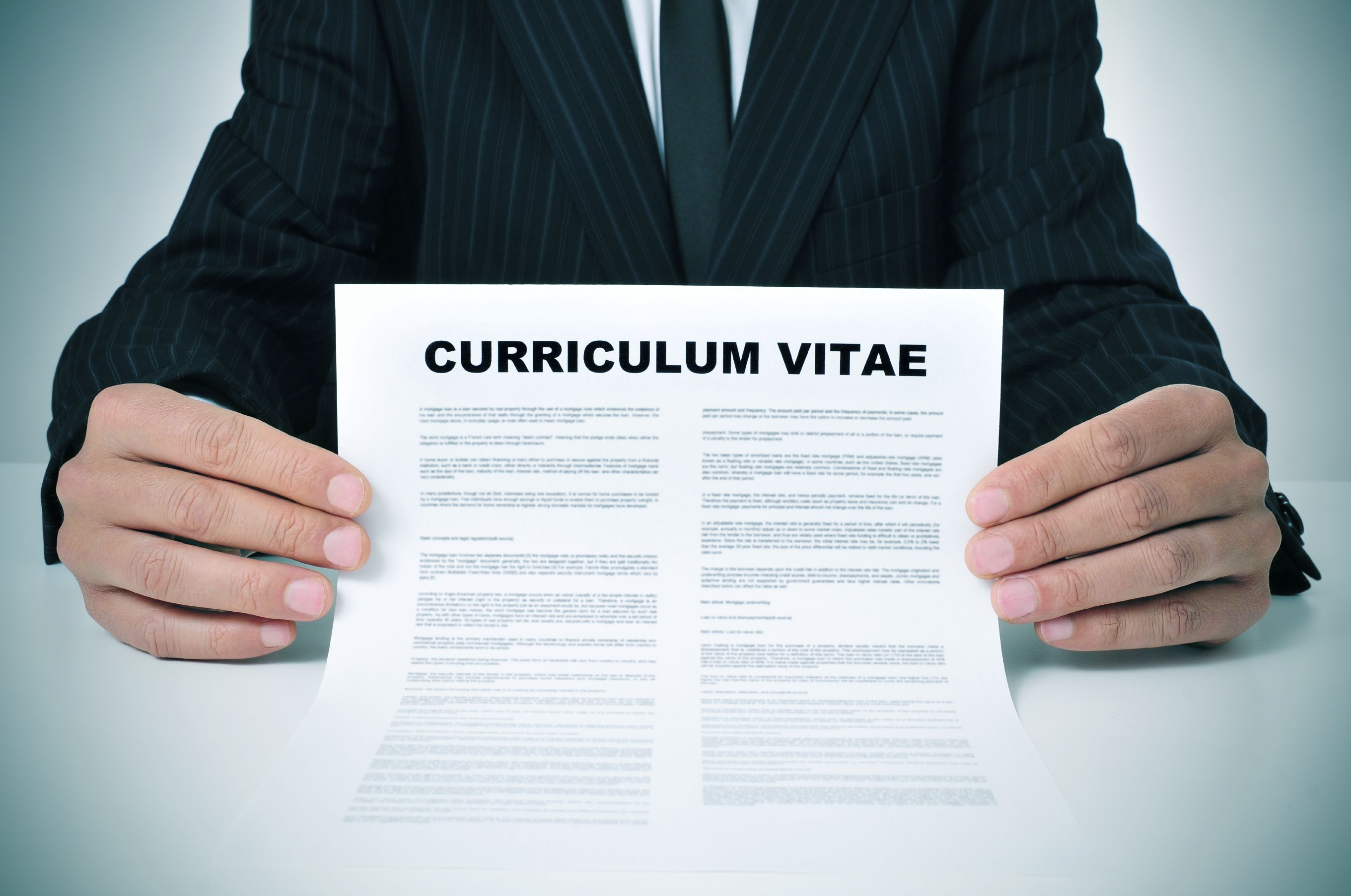 customize your curriculum vitae cv with this template - Typical Curriculum Vitae