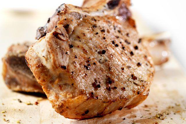 Spanish Spicy Pork Loin