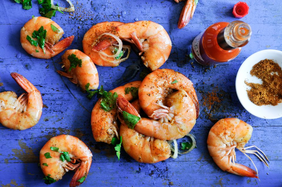 Peel-and-Eat Seasoned Shrimp