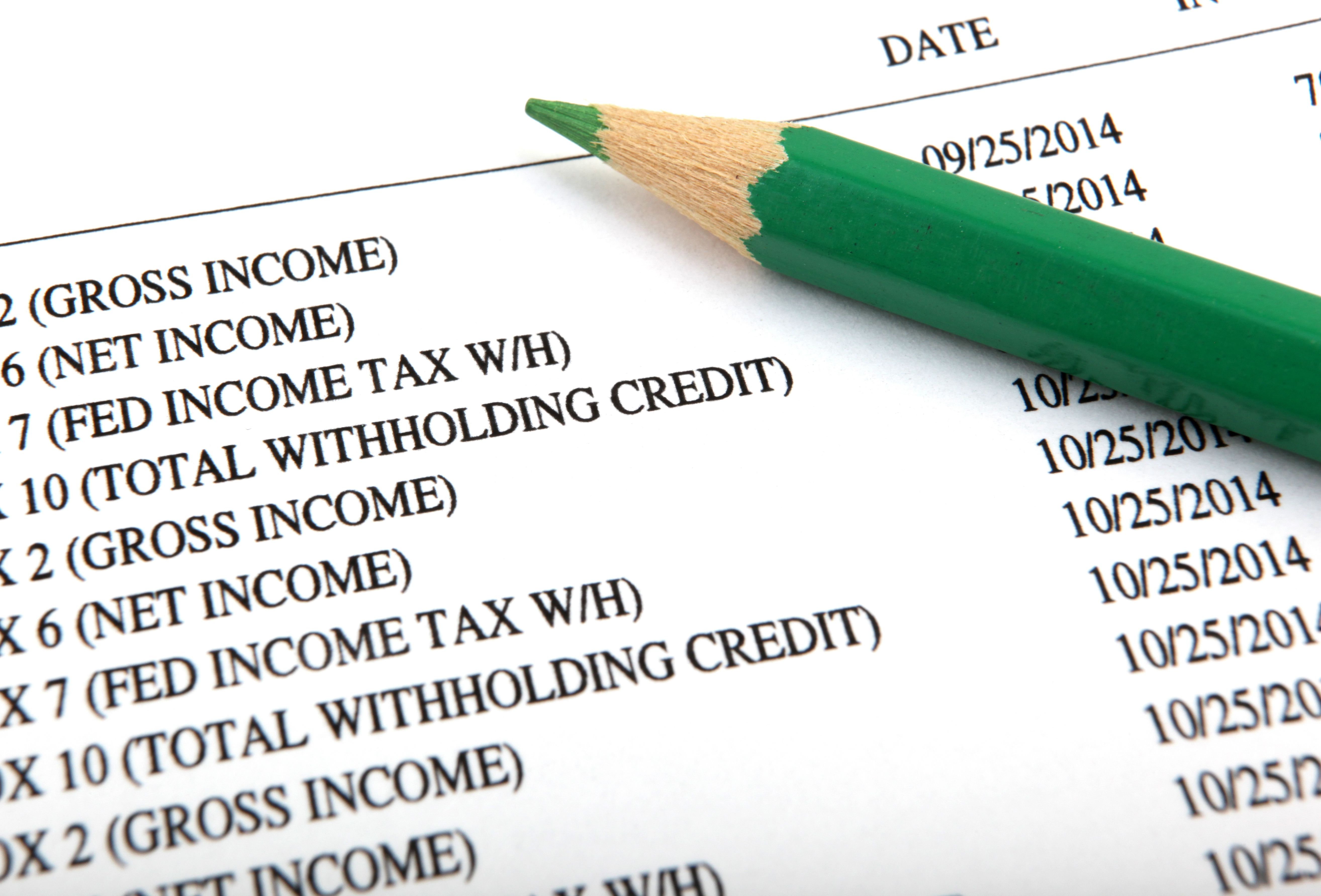 Do you pay income tax on stock options