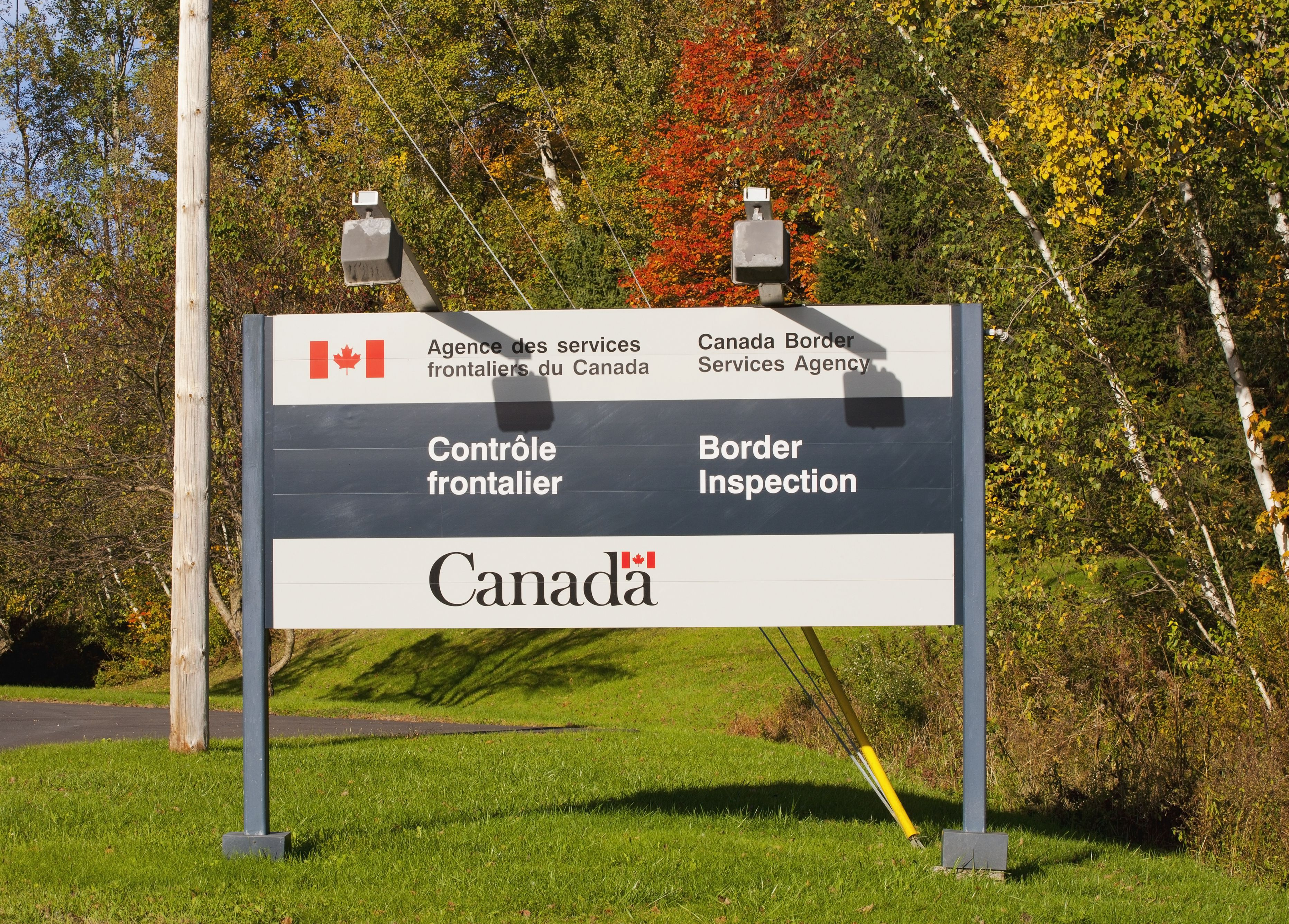 Buffalo Niagara Falls Border Crossings - Us canada border crossings map