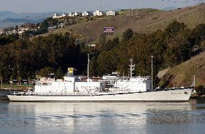 CSU Maritime Training Vessel