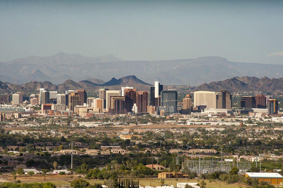 Arizona Hot Weather Facts And Trivia Phoenix Weather