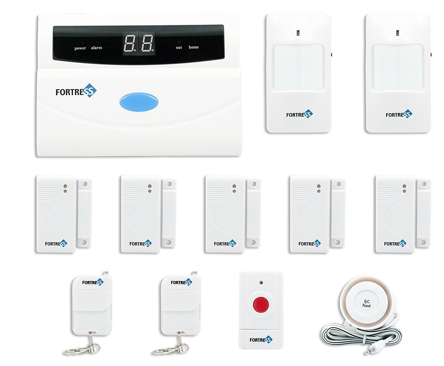 top home alarm systems. The 8 Best Home Security Systems For Under 100 Top Alarm