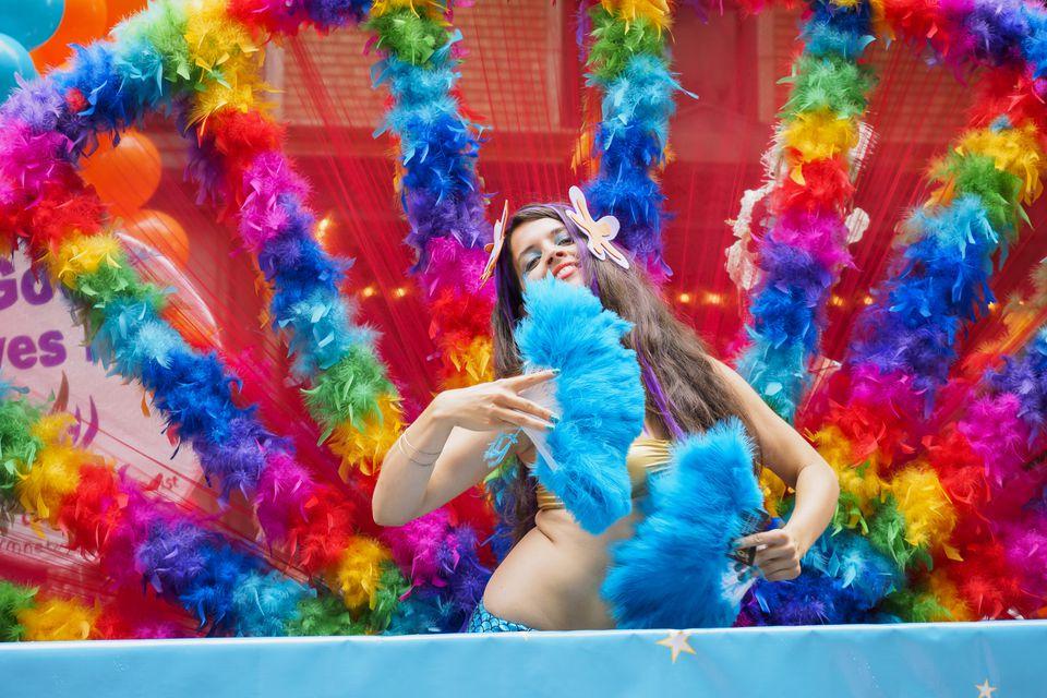 Seattle Gay Pride Parade