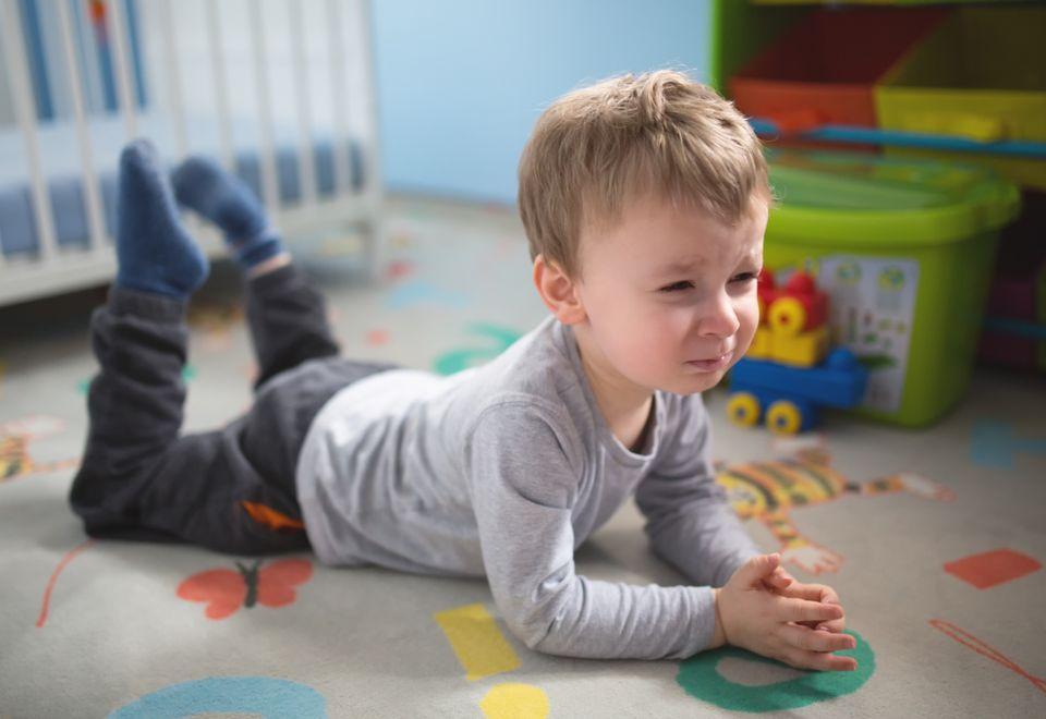 Toddler Tantrum