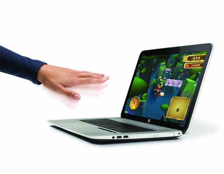 HP Envy 17t-j100 Leap Motion 17-inch Laptop PC