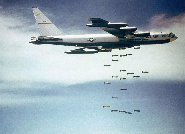 B-52 over Vietnam