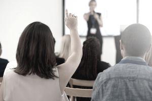 Presentations that stimulate discussion