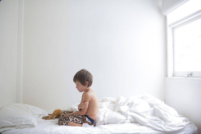 Child with ache